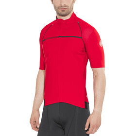 Castelli Perfetto Veste convertible Homme, red